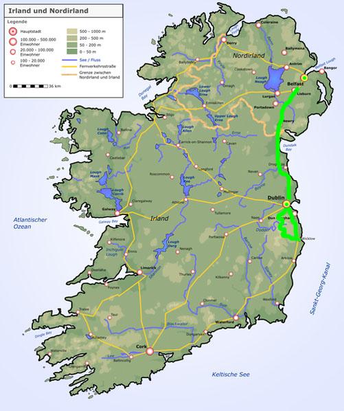 Irland und England 06